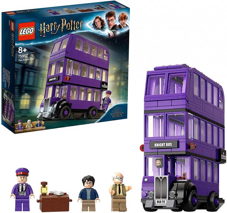 LEGO Harry Potter 75957 – Der Fahrende Ritter