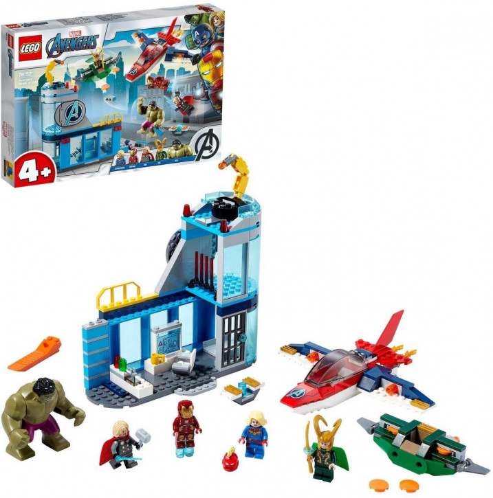LEGO Marvel 76152 - Avengers - Lokis Rache Set