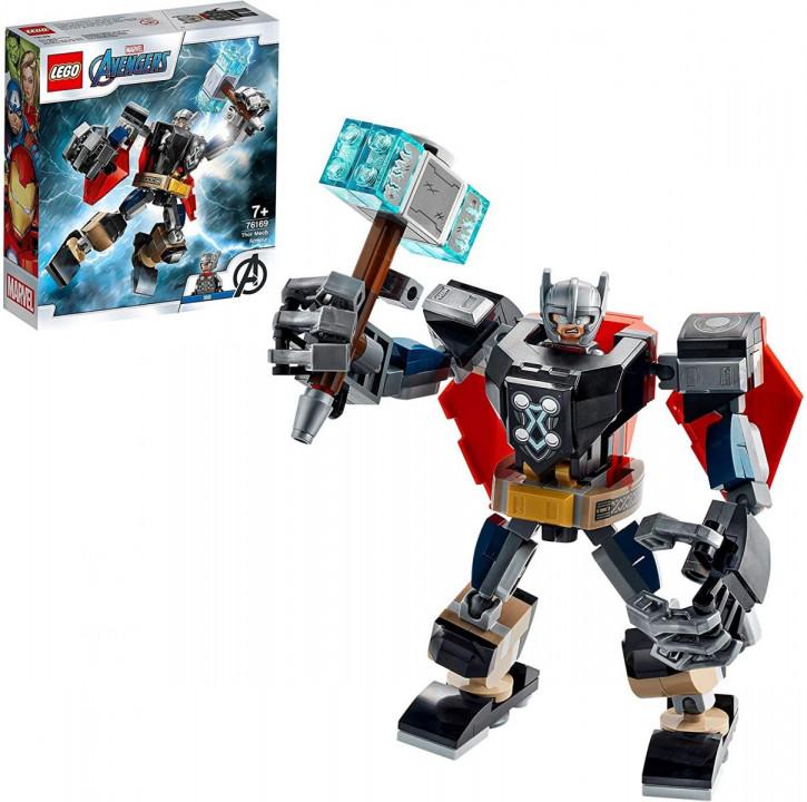 LEGO Marvel Super Heroes 76169 - Thor Mech