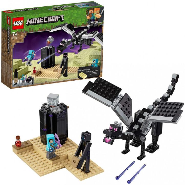 LEGO Minecraft 21151 - Das letzte Gefecht