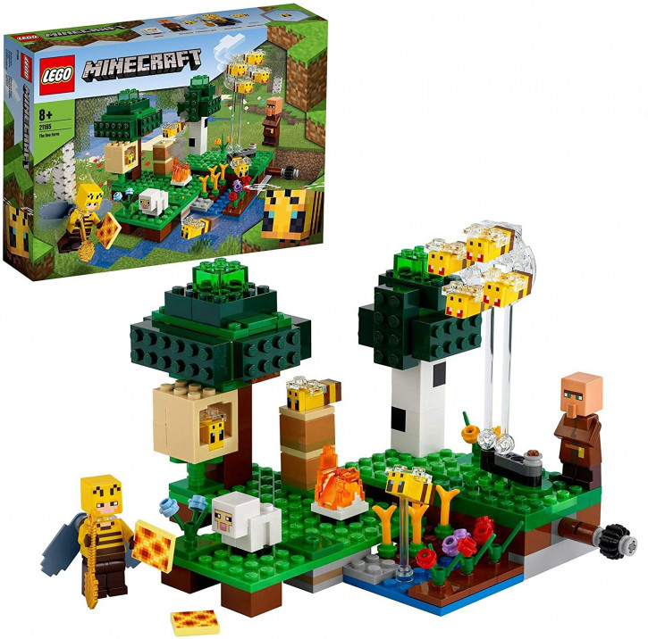 LEGO Minecraft 21165 - Die Bienenfarm