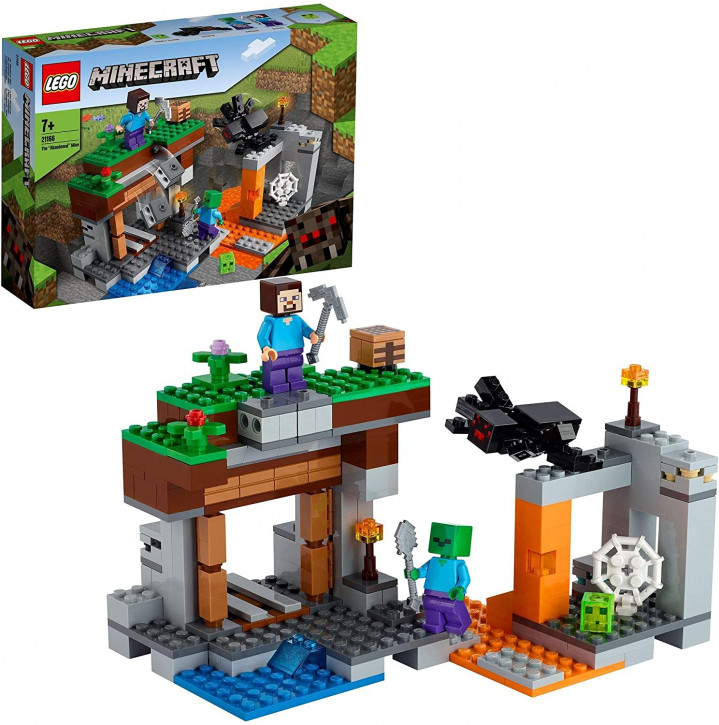 LEGO Minecraft 21166 - Die verlassene Mine
