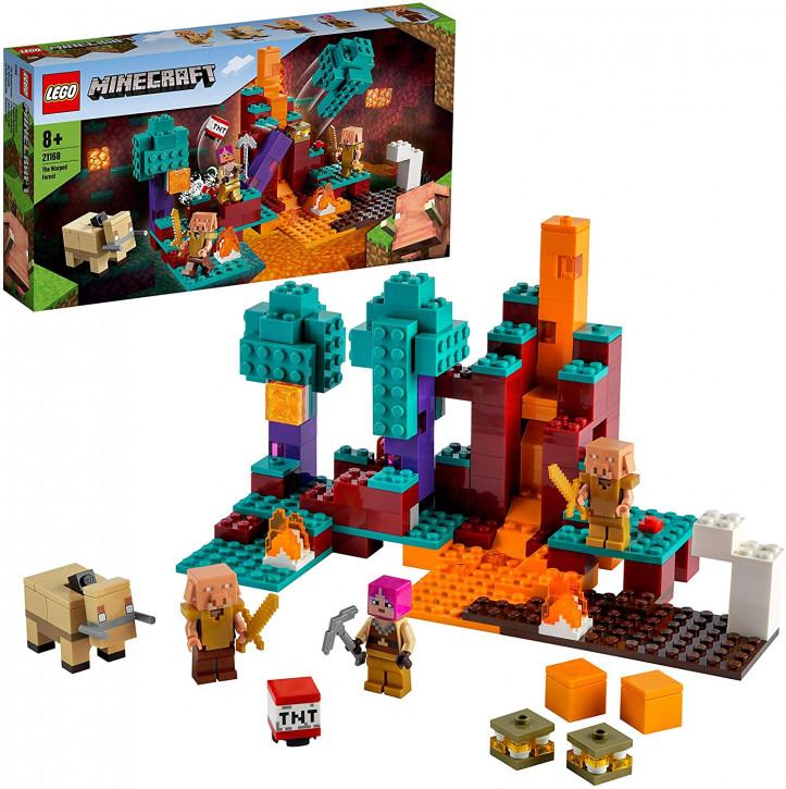 LEGO Minecraft 21168 - Der Wirrwald
