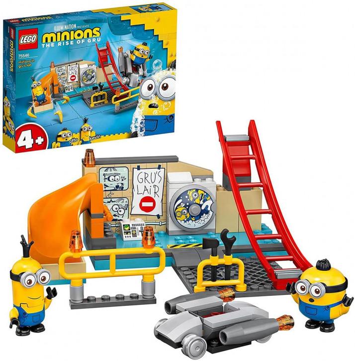 LEGO Minions 75546 - Minions in Grus Labor