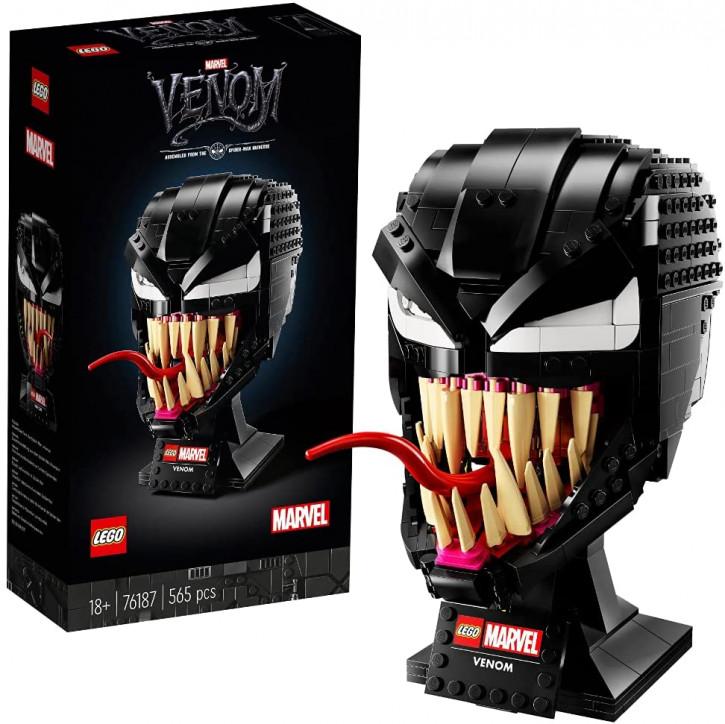 LEGO Marvel Spider-Man 76187 - Venom
