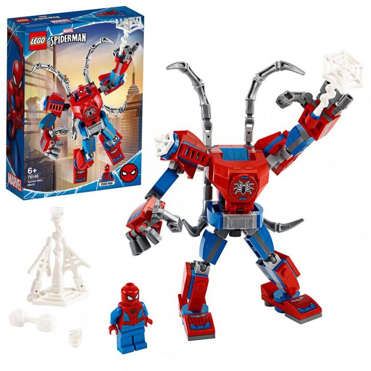 LEGO Marvel Super Heroes 76146 - Spider-Man Mech