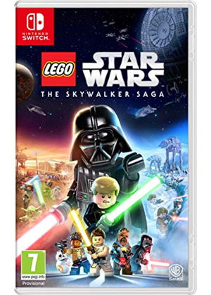 LEGO Star Wars: Die Skywalker Saga [Nintendo Switch]