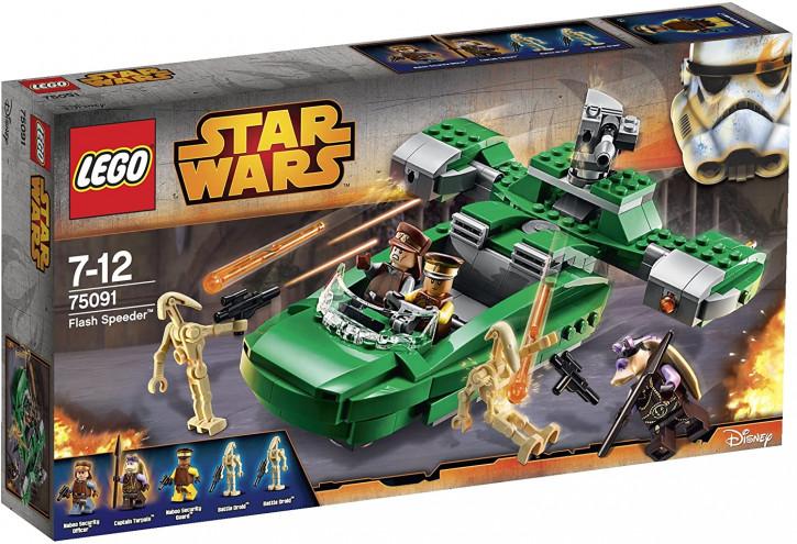 LEGO Star Wars 75091 - Flash Speeder