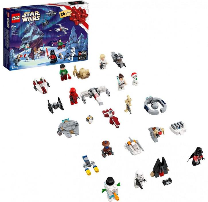 LEGO 75279 Star Wars Adventskalender 2020 Weihnachten