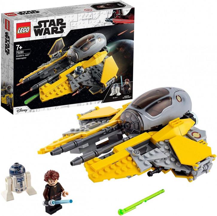 LEGO Star Wars 75281 - Anakin's Jedi Interceptor