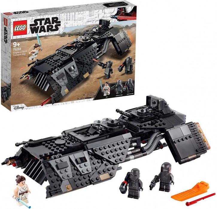 LEGO Star Wars 75284 - Transportraumschiff der Ritter von Ren