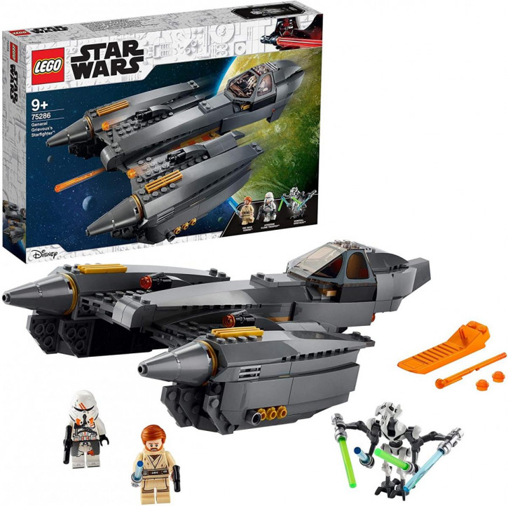 LEGO Star Wars 75286 - General Grievous' Starfighter