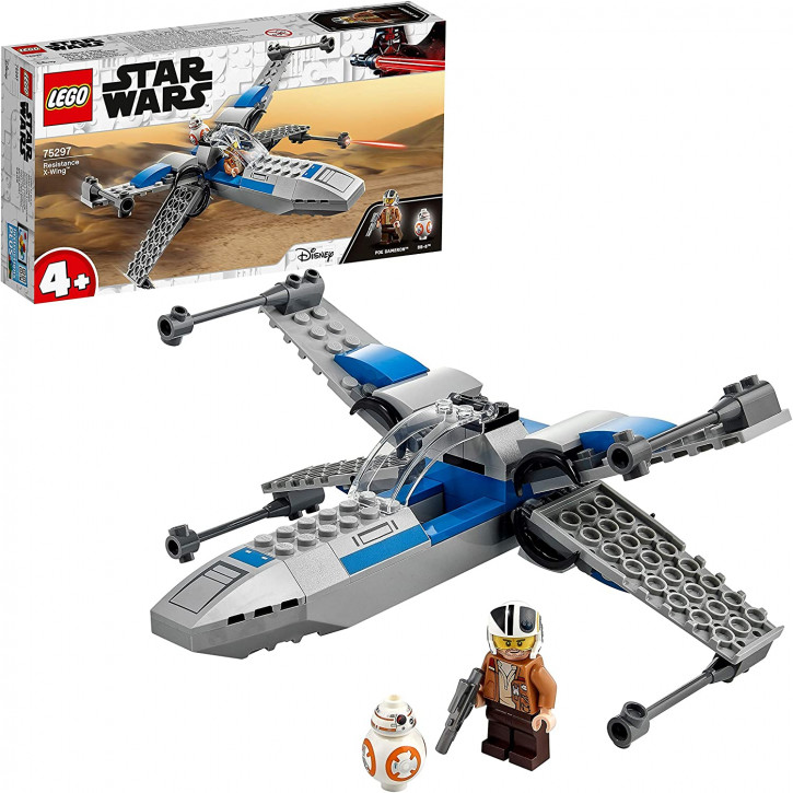 LEGO Star Wars 75297 - Resistance X-Wing