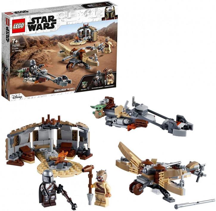 LEGO Star Wars 75299 - Ärger auf Tatooine