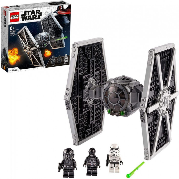 LEGO Star Wars 75300 - Imperial TIE Fighter