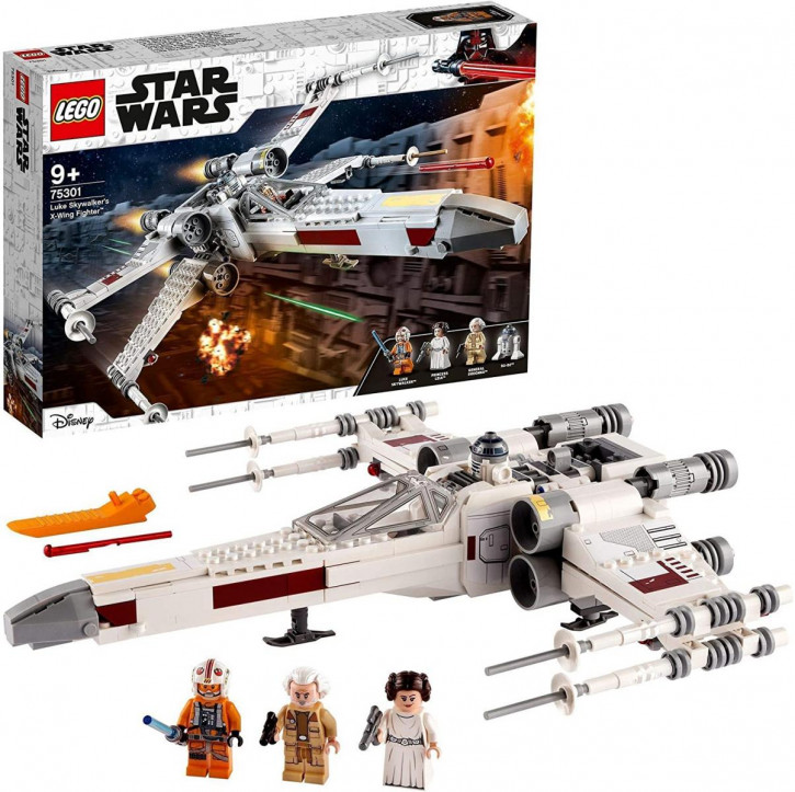 LEGO Star Wars 75301 - Luke Skywalkers X-Wing Fighter