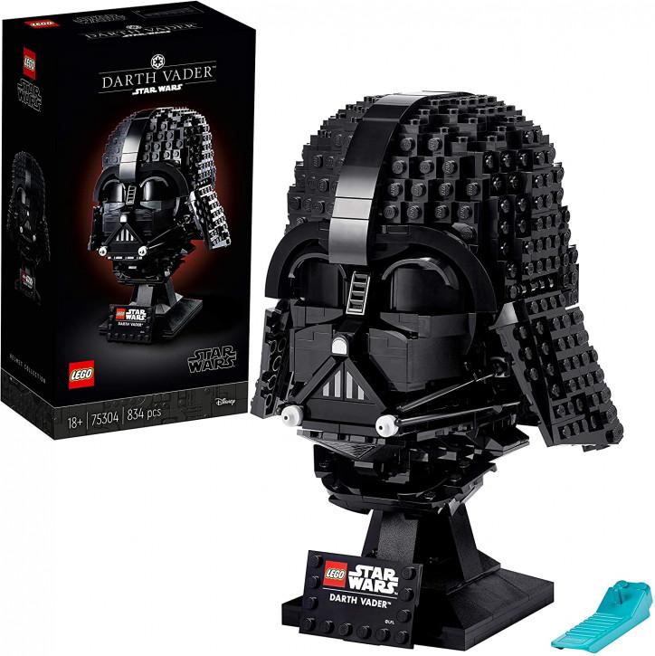 LEGO Star Wars 75304 - Darth Vader Helm