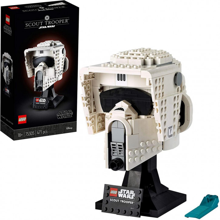 LEGO Star Wars 75305 - Scout Trooper Helm