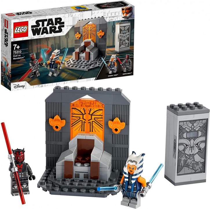 LEGO Star Wars 75310 - Duell auf Mandalore