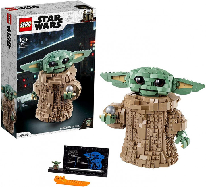 LEGO Star Wars 75318 - Das Kind