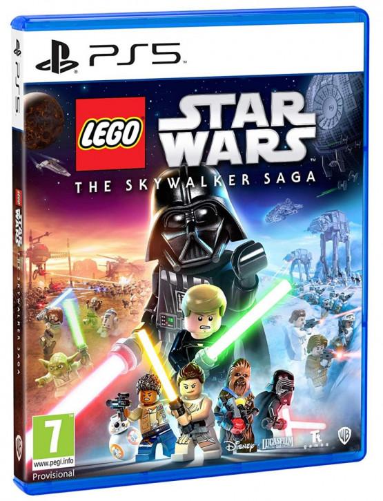 Lego Star Wars: The Skywalker Saga [PS5]