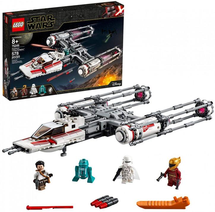 LEGO Star Wars 75249 - Widerstands Y-Wing Starfighter