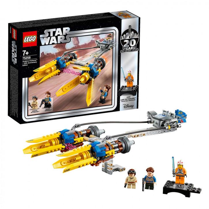 LEGO Star Wars 75258 - Die dunkle Bedrohung Anakin's Podracer
