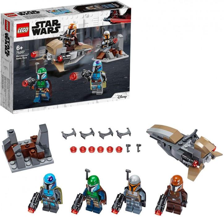 LEGO Star Wars 75267 - Mandalorianer Battle Pack