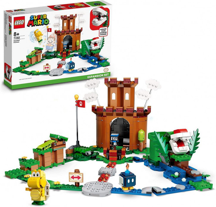 LEGO Super Mario 71362 - Bewachte Festung