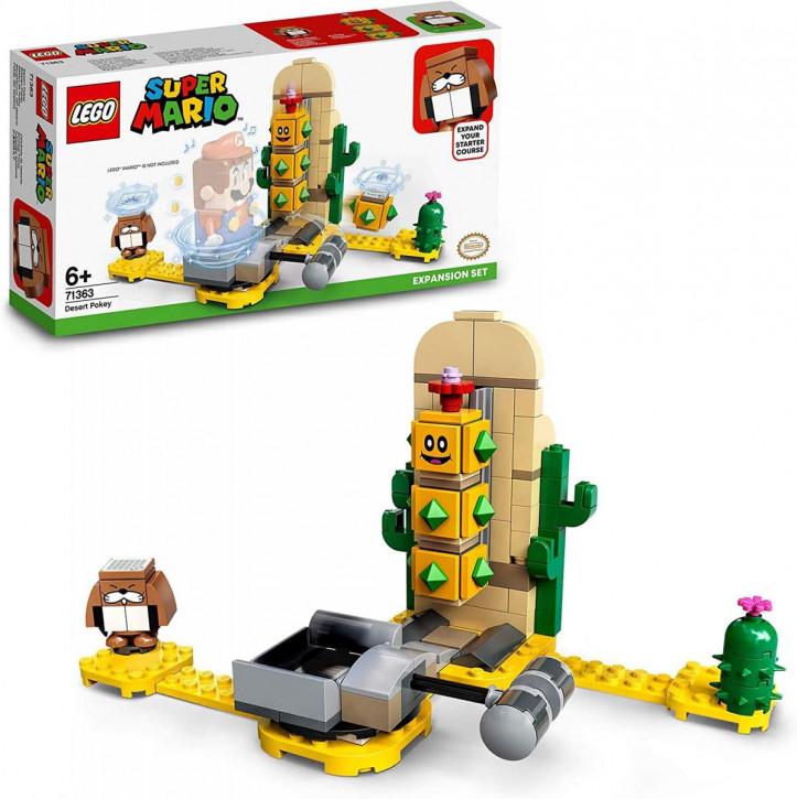 LEGO Super Mario 71363 – Wüsten-Pokey – Erweiterungsset