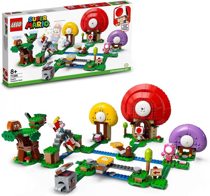 LEGO Super Mario 71368 – Toads Schatzsuche – Erweiterungsset