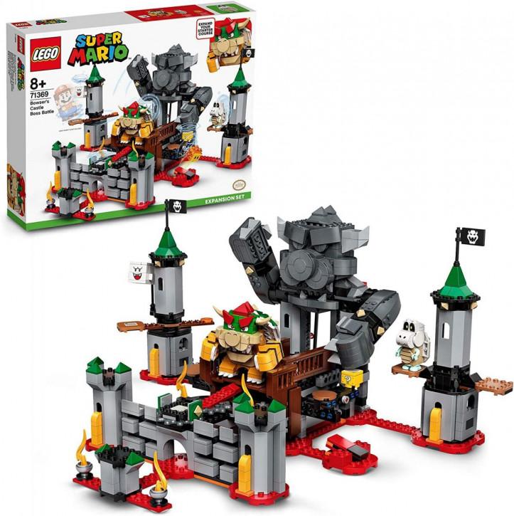 LEGO Super Mario 71369 – Bowsers Festung – Erweiterungsset