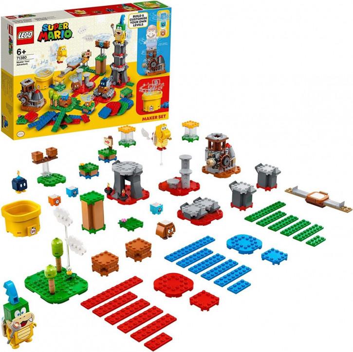 LEGO Super Mario 71380 - Baumeister-Set für eigene Abenteuer