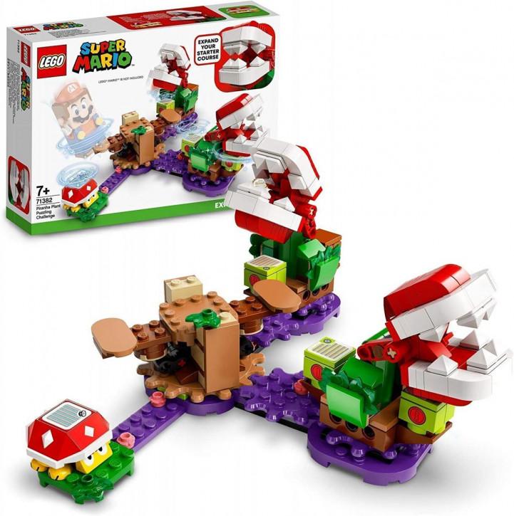 LEGO Super Mario 71382 - Piranha-Pflanzen-Herausforderung