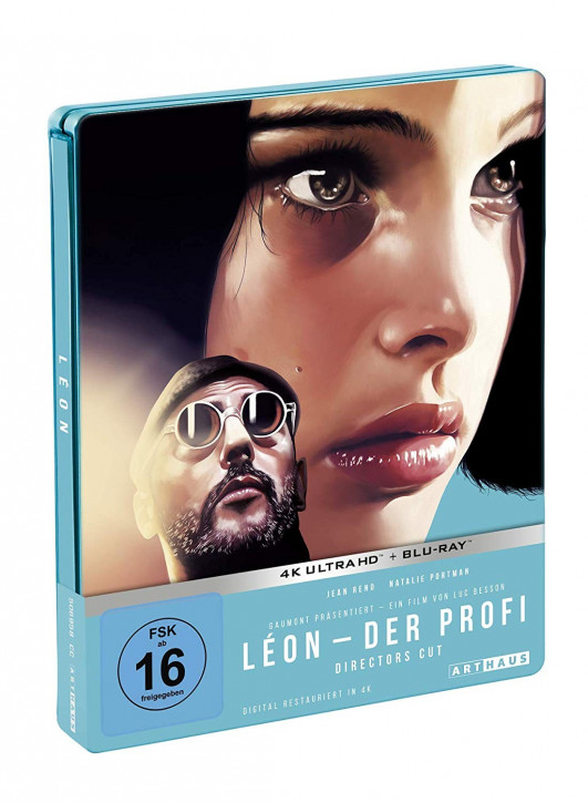 Leon - Der Profi - Limited 25th Anniversary Steelbook Edition [4K UHD Blu-ray]