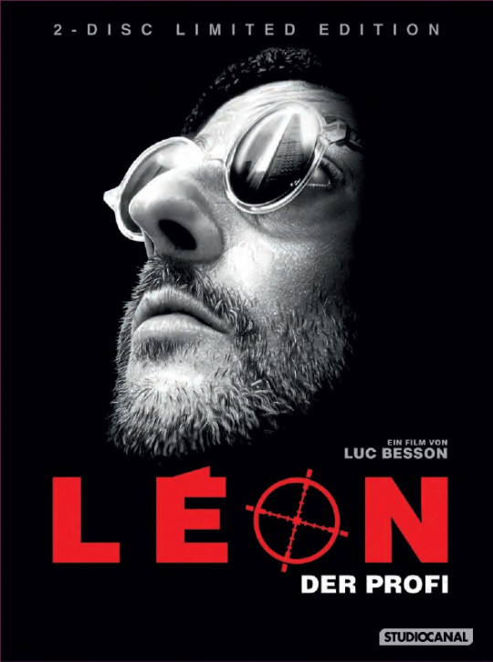 Leon – Der Profi - Limited Edition [Blu-ray+DVD]