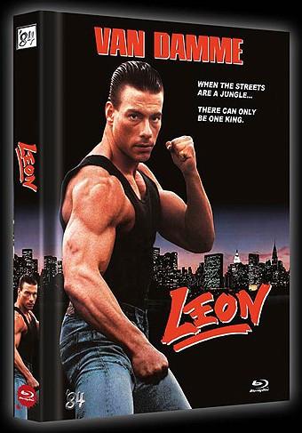 Leon - Single-Disc - Mediabook [Blu-ray]