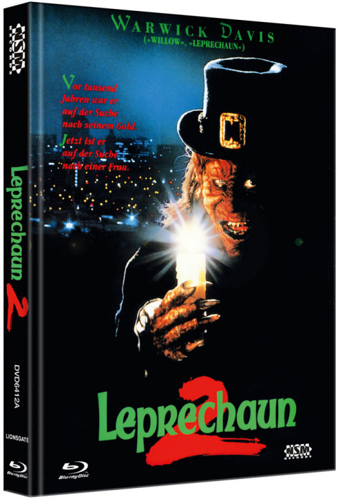 Leprechaun 2 - Limited Collector's Edition - Cover A [Bluray+DVD]
