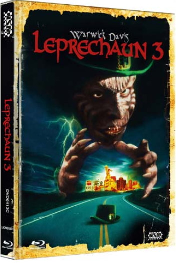 Leprechaun 3 - Limited Collector's Edition - Cover C [Blu-ray+DVD]
