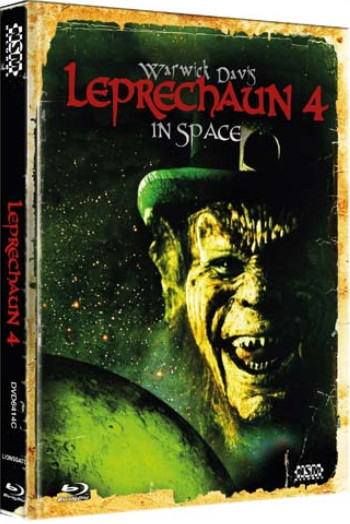 Leprechaun 4 - Limited Collector's Edition - Cover C [Blu-ray+DVD]