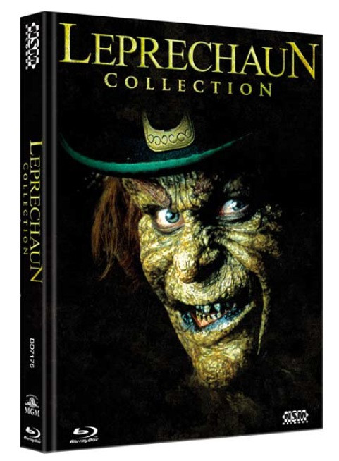 Leprechaun Collection - Mediabook [Blu-ray]