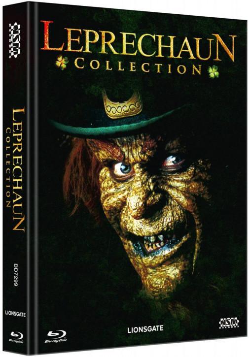 Leprechaun Collection - Mediabook [Blu-ray]
