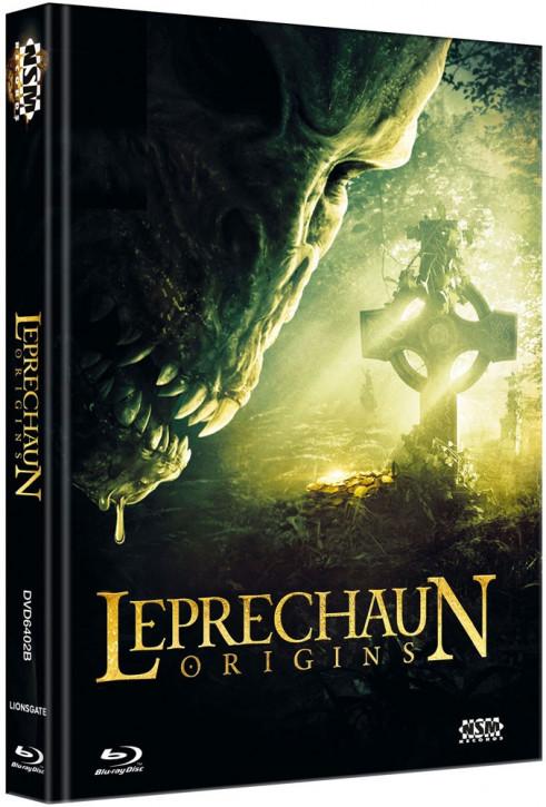 Leprechaun: Origins - Limited Collector's Edition - Cover B [Bluray+DVD]