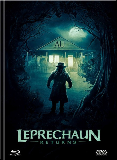 Leprechaun Returns - Limited Collector's Edition - Cover A [Blu-ray+DVD]