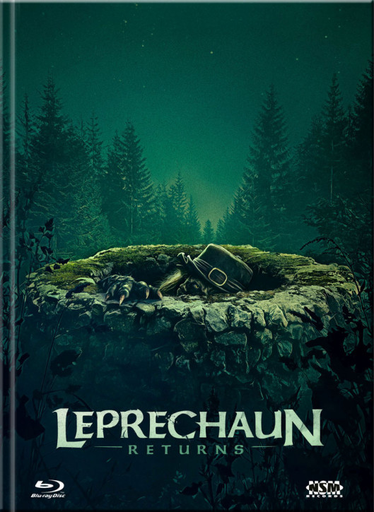 Leprechaun Returns - Limited Collector's Edition - Cover B [Blu-ray+DVD]