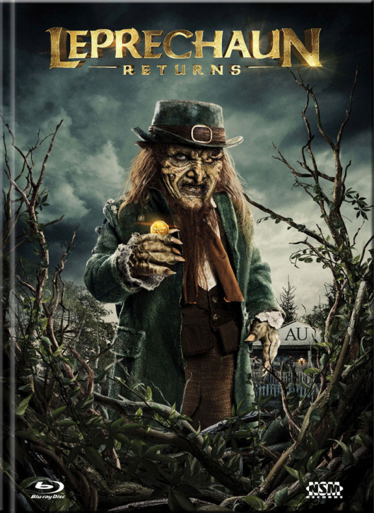 Leprechaun Returns - Limited Collector's Edition - Cover C [Blu-ray+DVD]
