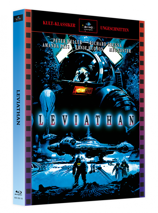 Leviathan - Mediabook - Cover A [Blu-ray]