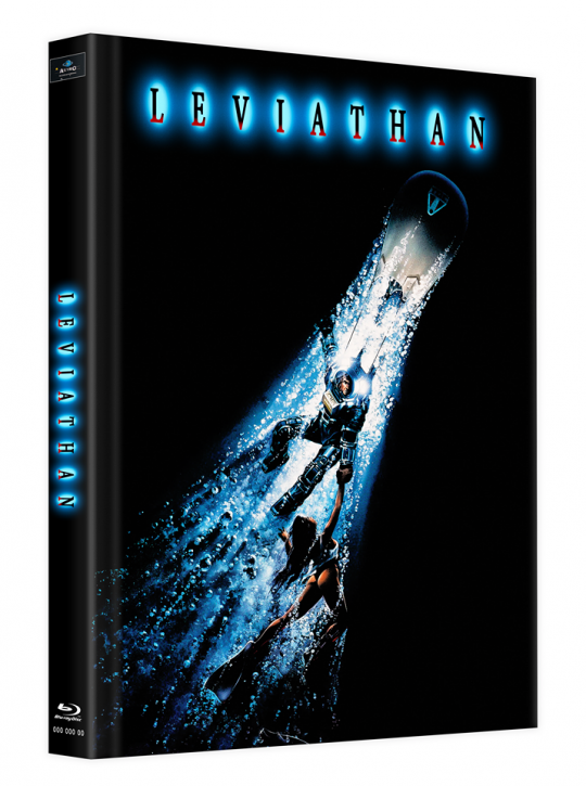 Leviathan - Mediabook - Cover C [Blu-ray]