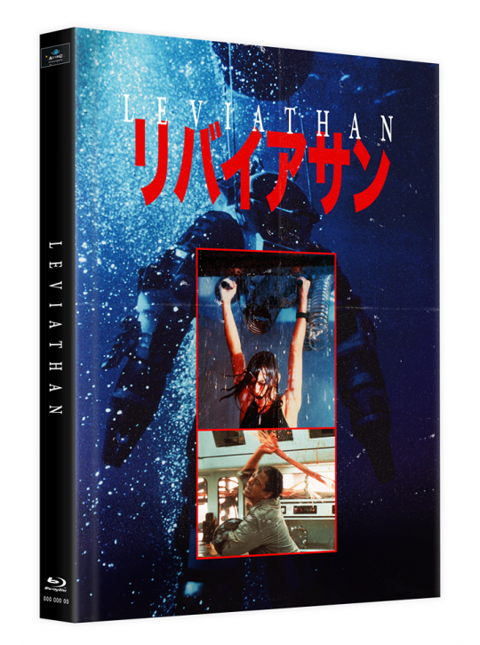 Leviathan - Mediabook - Cover D [Blu-ray]