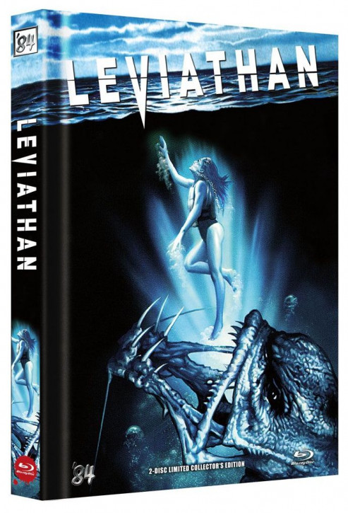 Leviathan - Limited Collector's Edition - Cover B [Blu-ray+DVD]